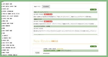 リフナビ® 広告2 RSS情報発信型広告(オプション)